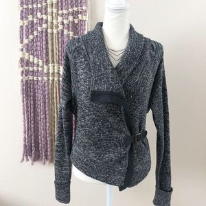 Margaret O'Leary Belted Cardigan